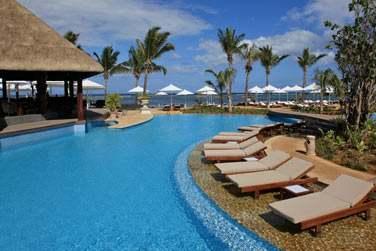 Un endroit idéal pour lézarder tout au long de la journée et profiter du soleil de l'île Maurice