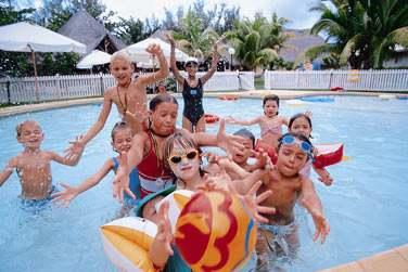Rendez-vous au Sun Kids Club pour les enfants de 4 à 11 ans. Un programme complet d'activités les attend