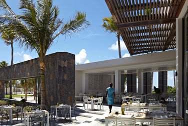 Le Marché est un restaurant qui propose des espaces aussi bien intimistes que conviviaux.