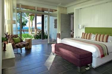 Cmabre villa plage Deluxe