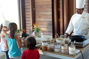 Vos enfants seront ravis de s'initier à la cuisine créole