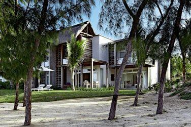 L'hôtel mise sur une architectre moderne