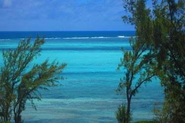 l'immensité du lagon et les points de vues époustouflants