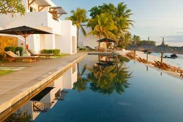 Pour terminer votre découverte mauricienne, rendez-vous à l'hôtel Récif Attitude