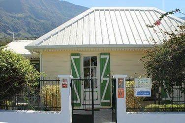 Logez dans la charmante chambre d'hôtes Case Nyala située dans le village de Cilaos