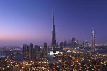 Au coeur de Dubaï, dans le quartier Downtown... Découvrez une adresse de renom