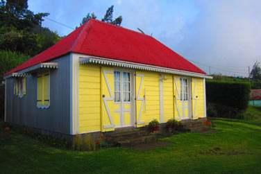 Des bungalows et chambres d'hôtes typiquement créoles,