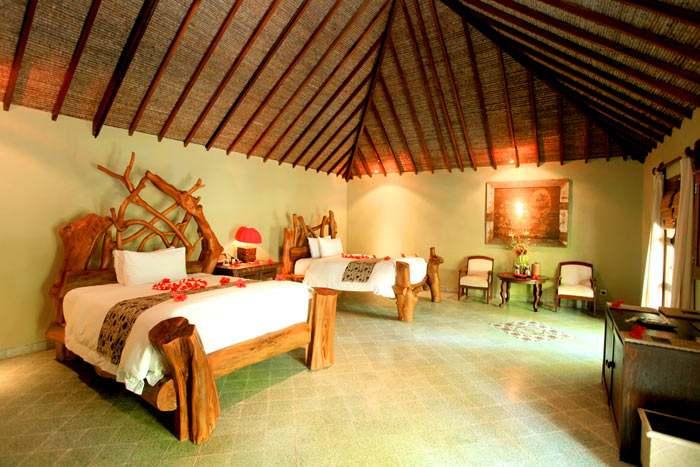 bungalow kampong lombok