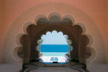 L'hôtel Al Husn est le plus luxueux et exclusif des 3 hôtels...