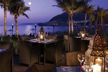 Le restaurant Capri Court pour découvrir une succulente cuisine italienne en bord de mer