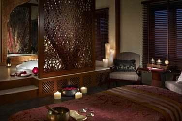 Pavillon de massage au CHI The Spa
