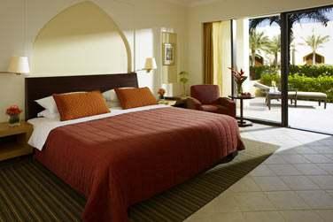 La chambre Deluxe avec terrasse
