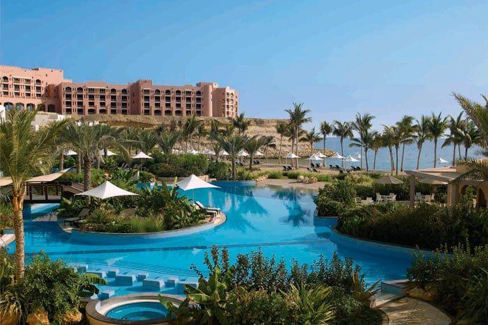 Hôtel Shangri-La's Barr Al Jissah Resort & Spa, Al Bandar 5*, Oman