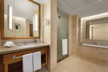 La salle de bain de la Suite 1 chambre