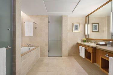 La salle de bain de la Suite Spéciale