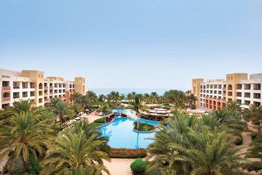 Idéal pour les vacances en famille, le Al Waha propose un large éventail d'activités pour petits et grands