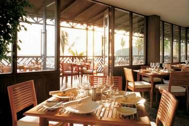 Le restaurant Bait Al Bahr
