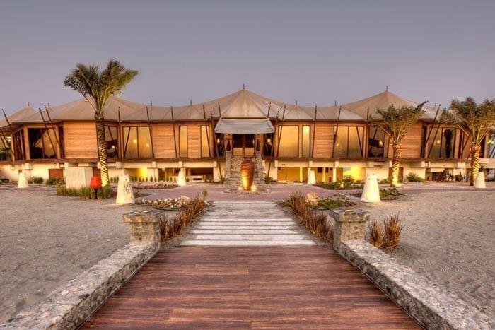 Hôtel The Ritz-Carlton Ras Al Khaimah, Al Hamra Beach 5*, Dubaï