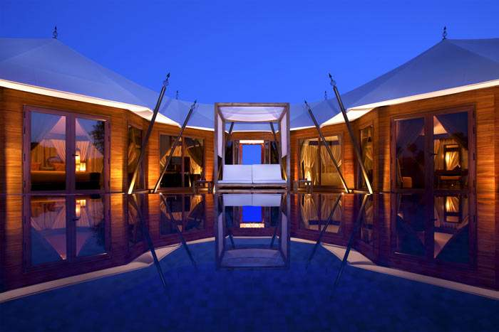 al sahari secluded pool villa