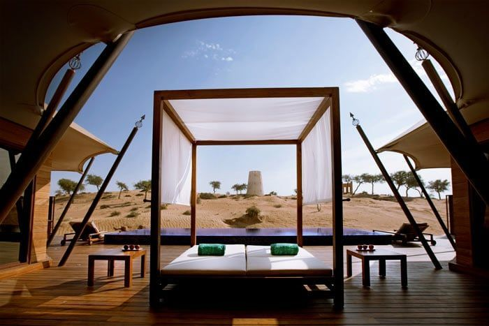 Hôtel The Ritz-Carlton Al Wadi 5*, Dubaï