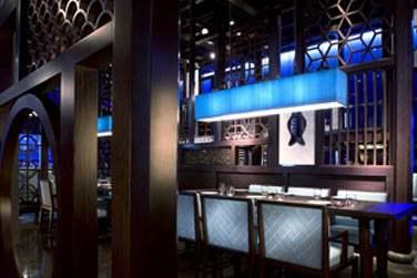 Au restaurant Hakkasan, découvrez une cuisine chinoise moderne empreinte de glamour et design.
