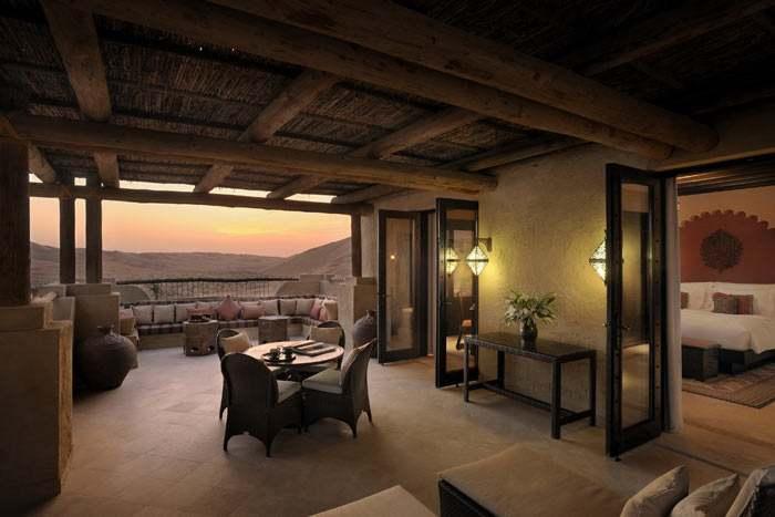 chambre deluxe terrasse