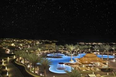 Le soir venu, le ciel étoilé est magnifique... Un décor romantique s'installe