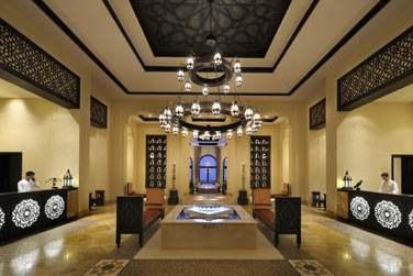La réception est magnifique et les décors très réussis !