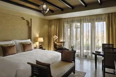 Chambre d'une villa Anantara