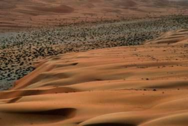 Les balades dans le désert au moment du coucher de soleil offrent des paysages de toute beauté