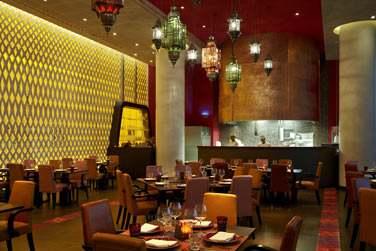 Le restaurant Angar sert une cuisine indienne gastronomique