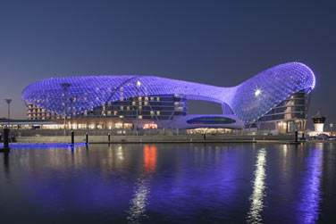 Une architecture hors normes et unique en son genre, qui surprend !