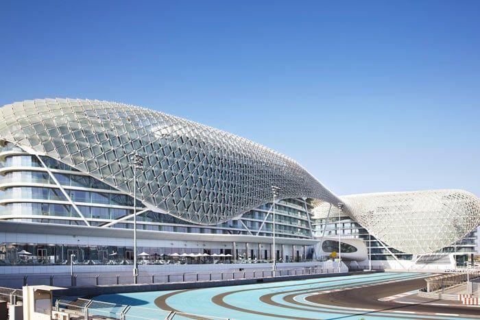 Hôtel Yas Hotel Abu Dhabi 5*