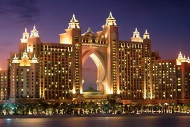 photo Atlantis The Palm Dubaï