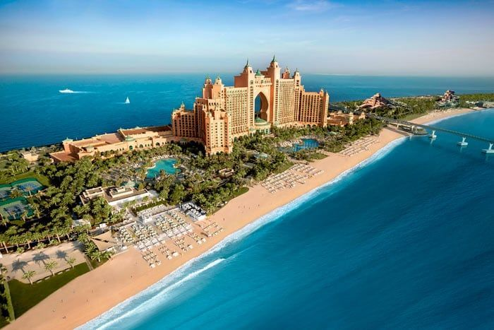 Hôtel Atlantis The Palm 5*, Dubaï