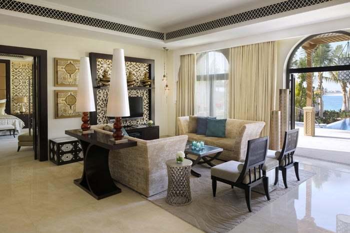 villa palm beach 2 chambres