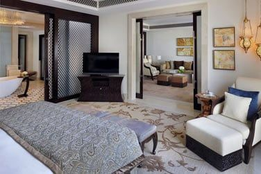 Suite Executive Palm Manor House