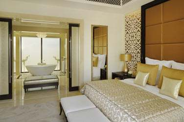 Chambre principale de la Villa Palm Beach de 2 chambres