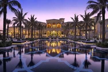 Bienvenue à l'hôtel One & Only The Palm situé sur Palm Jumeirah à Dubaï