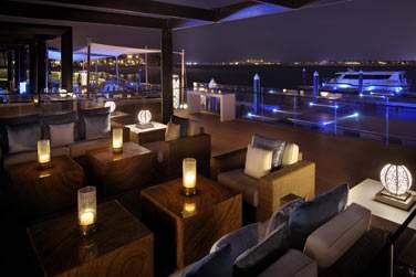 La terrasse du 101 est fabuleuse. La vue est spectaculaire !