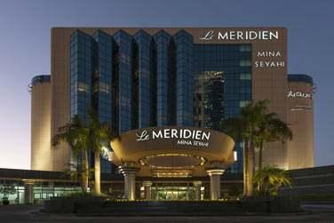 Membre de la chaîne hôtelière Le Méridien, l'hôtel vous promet un confort optimal et un service de qualité