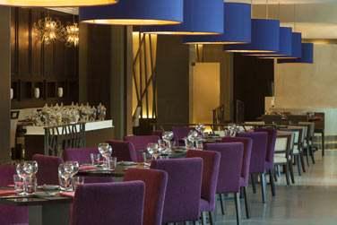 Le restaurant Latest Recipe, à l'atmopshère à la fois élégante et décontractée