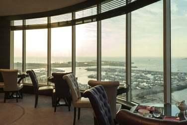 Le Club Lounge pour tous les résidents des chambres Club