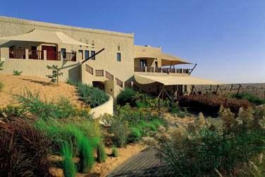 Bienvenue à l'hôtel Al Maha, A Luxury Collection Resort & Spa
