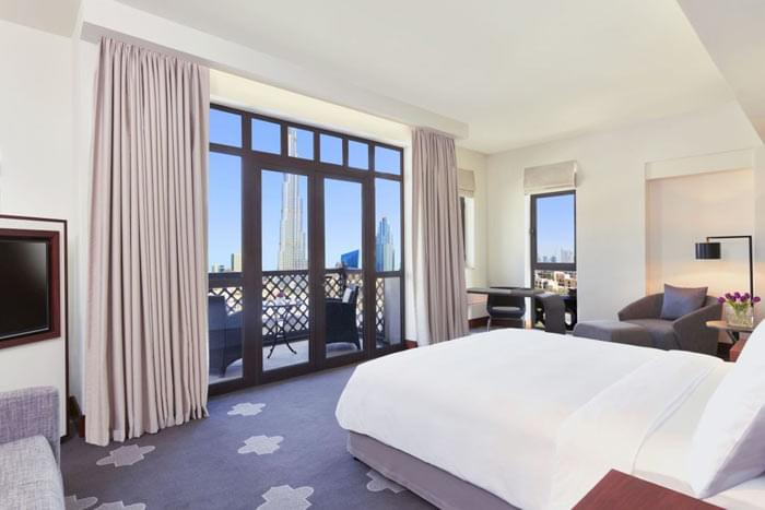 burj suite