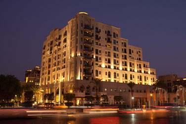 Cet hôtel de 8 étages vous plonge dans une véritable atmosphère orientale, dépaysement garanti