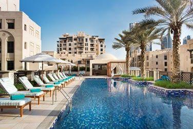 Un vrai oasis de fraîcheur sous le soleil du Dubai
