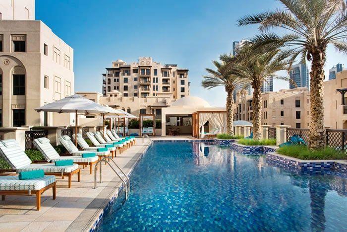 Hôtel Manzil Downtown Dubaï 4*