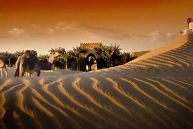 photo Bab Al Shams Desert Resort & Spa Dubaï