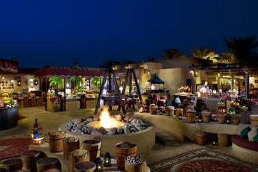 Al Hadheerah Desert, le restaurant Signature de l'hôtel... Une expérience incontournable